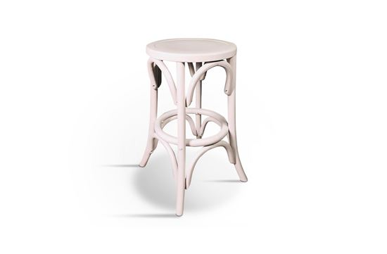 Picture of Webster 65cm Barstool White