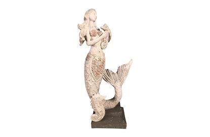 Picture of Sea Horse Mermaid