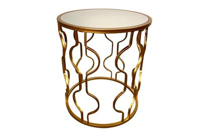 Picture of Atlantic Gold Side Table Small