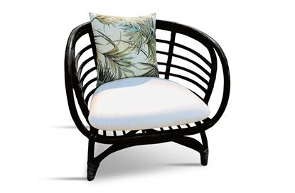 Picture of Bermuda Chair Black
