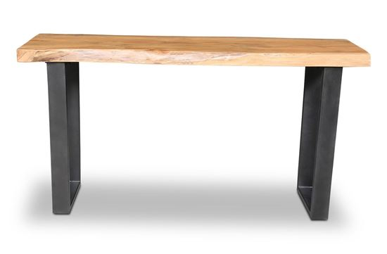 Picture of Bondi Console Black U Frame
