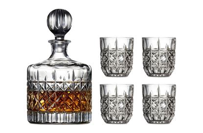Picture of Piano 5pce Decanter Set