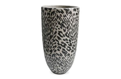 Picture of Leopard Vase 39cm