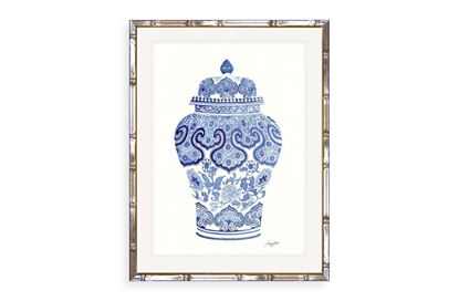 Picture of Dynasty Two Framed Print