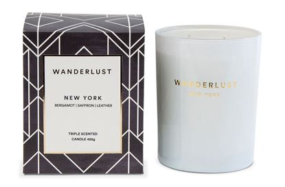Picture of New York Scented Candle