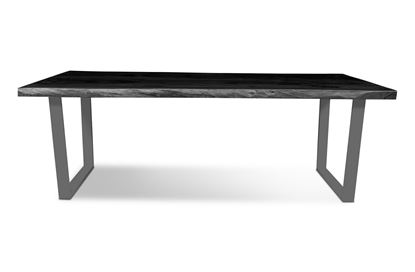 Picture of Brooklyn 2200 Dining Table Black U Frame
