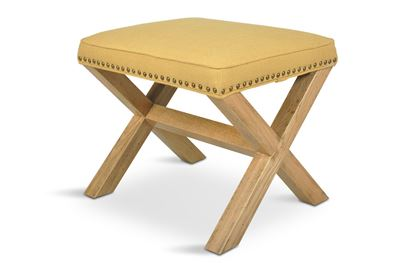 Picture of Chloe Sahara Cross Stool