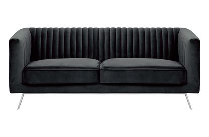 Picture of Mia 2 Seat Sofa Midnight Silver Base
