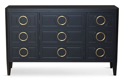 Picture of Stella Sideboard Black