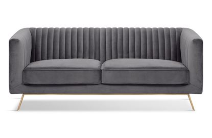Picture of Mia 2 Seat Sofa Phantom Gold Base