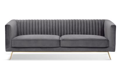 Picture of Mia 3 Seat Sofa Phantom Gold Base