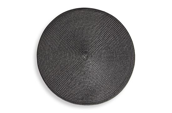 Picture of Style Placemat Black