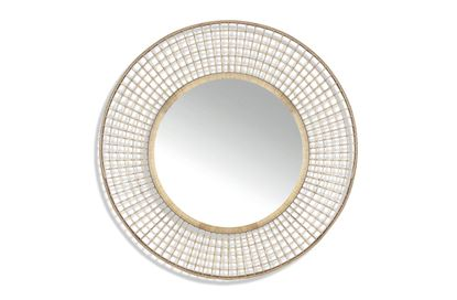 Picture of Florida Round Mirror