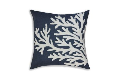 Picture of Blue Coral Cushion