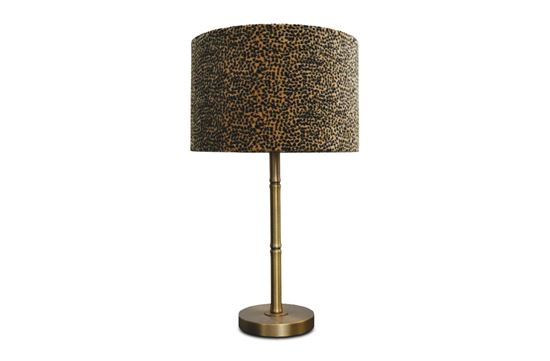 Picture of Cheetah Table Lamp