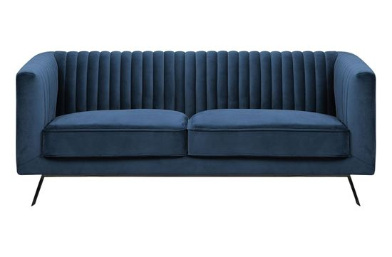 Picture of Mia 2 Seat Sofa Royal Black Base