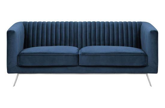 Picture of Mia 2 Seat Sofa Royal Silver Base