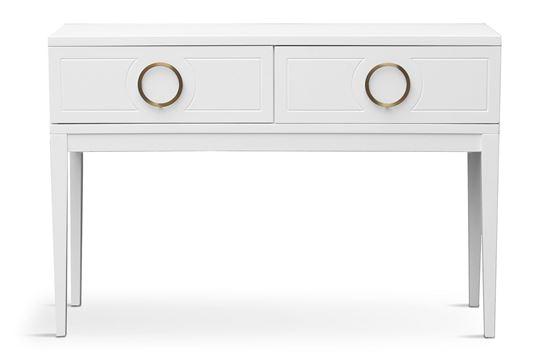 Picture of Stella Console Table White