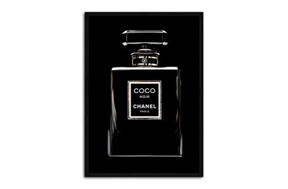 Picture of Coco Noir Black 130 x 95 B/F
