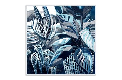 Picture of Daintree Blues 80 x 80 W/F/C
