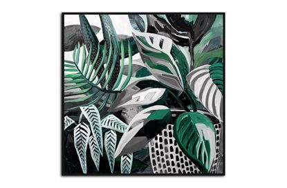 Picture of Daintree Green 80 x 80 B/F/C
