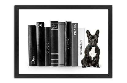 Picture of Fashion French Bulldog 120 x 170 B/F