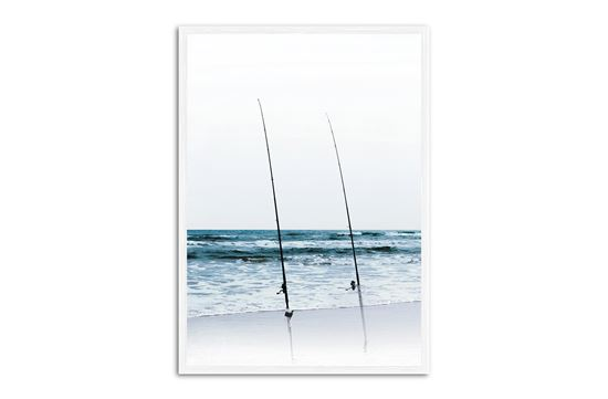 Picture of Gone Fishing 130 x 95 W/F