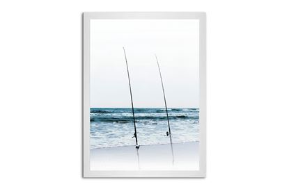 Picture of Gone Fishing 170 x 120 W/F