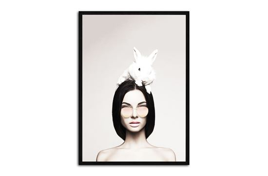 Picture of LA Bunny 130 x 95 B/F