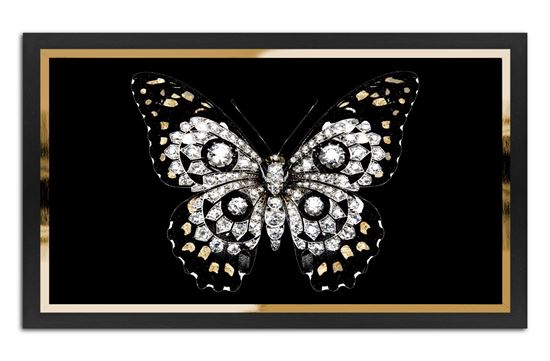 Picture of Luxe Butterfly 60 x 85 B/F