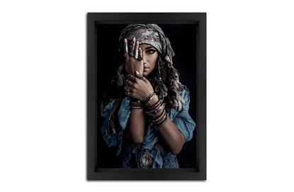 Picture of Moroccan Beauty 140 x 100 B/F