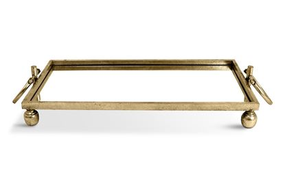 Picture of Noir Gold Tray
