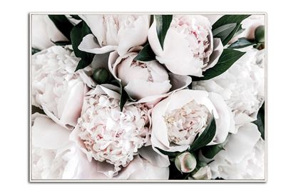 Picture of Pink Bouquet 100 x 140 W/F/C