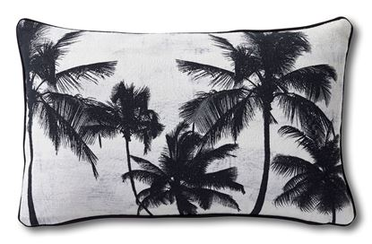Picture of Bahama Palm Trees Rectangle