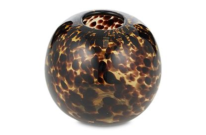 Picture of Leopard Round Vase