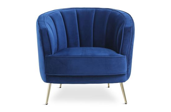 Picture of Georgie Royal Chair Gold