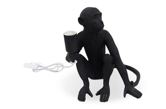 Picture of Monkey Lamp