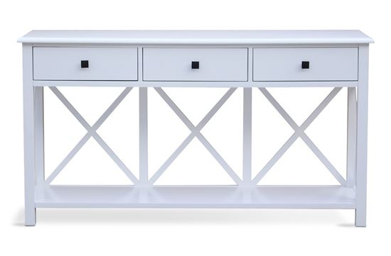 Picture of Eastport Console White