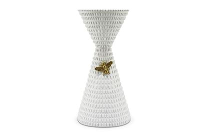 Picture of Gold Bee Candle Pillar