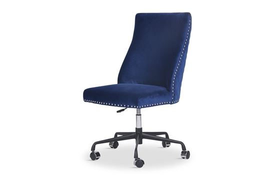 Picture of Bentley Royal Office Chair Silver