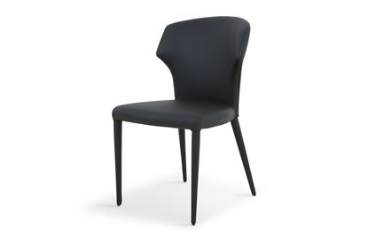 Picture of Bardot Dining Chair Luxe Black