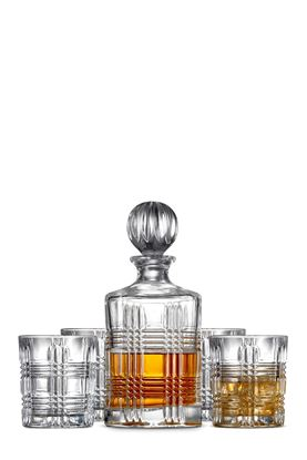 Picture of Earl 5 Pce Decanter Set