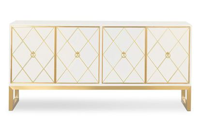 Picture of Cayman Sideboard Snow Gold