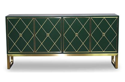 Picture of Cayman Sideboard Forest Gold