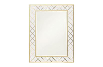 Picture of Cayman Mirror Snow Gold