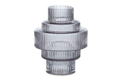 Picture of Dapper Light Grey Vase