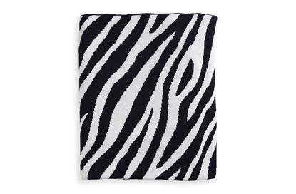 Picture of Zebra Luxe Throw