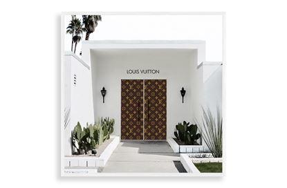 Picture of Louis Vuitton Door 100 x 100 W/F