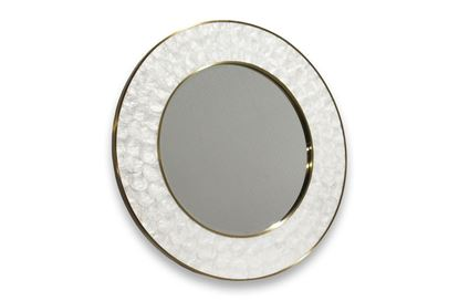 Picture of Stella Round Mirror