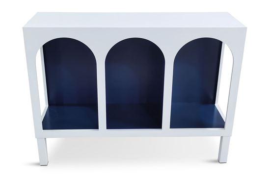 Picture of Mykonos Open Cabinet